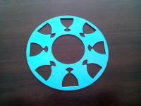 不锈钢法兰、结构件、CNC数控机加工