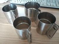 不锈钢电热圈、铜管、铝管结构件