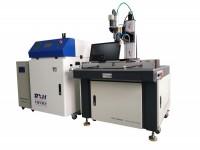 光纤激光传输焊接样品图展示